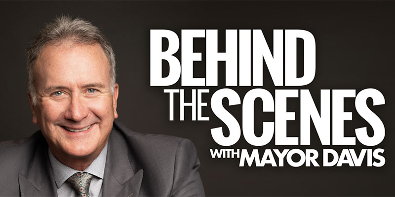 Behind the Scenes with Mayor Kevin Davis premiere on Rogers TV Brantford