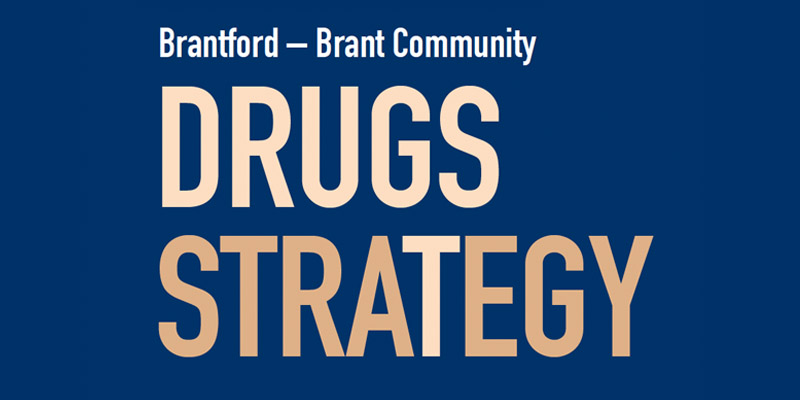 Brantford-Brant Community Drugs Strategy logo