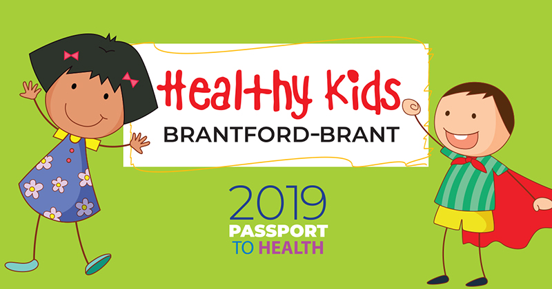Healthy Kids Brantford-Brant Passport to Health