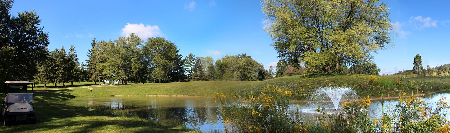 Northridge Municipal Golf Course and Learning Centre