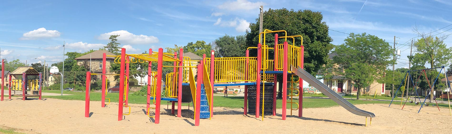 City of Brantford Park Playground