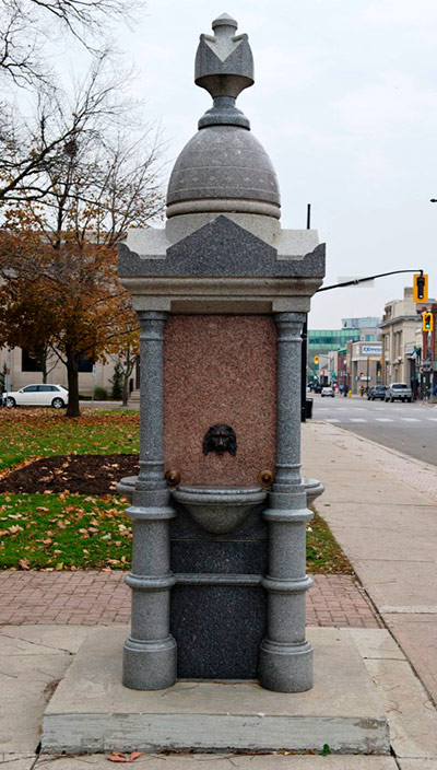 Victoria Park Drinking Fountain