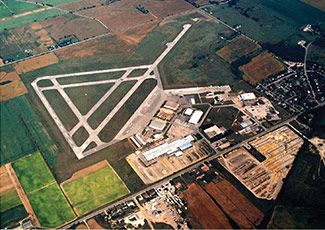 Overview of airport